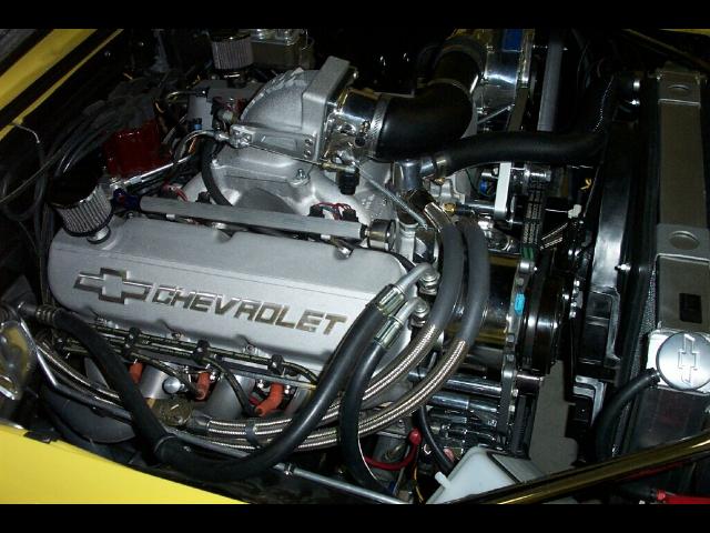 Lincoln Mark VIII Fan Install - Team Camaro Tech